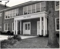 Oak Knoll School of the Holy Child, Blackburn Road, Summit, NJ, 1925 -  present. Photo of school.
